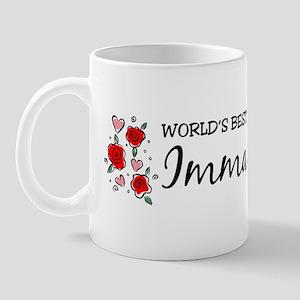 WB Mom [Hebrew] Mug